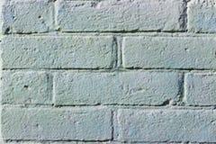Texture of gray-green brickwork close up stock photos