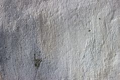 Texture of the painted wall, white paint. royalty free stock photos