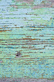 The texture of the painted wooden Board Royalty Free Stock Photography