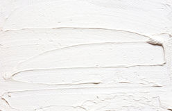 Texture painting white abstract background Stock Image