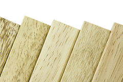 Texture of pale wooden plank Royalty Free Stock Photo