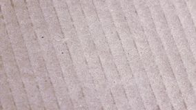 Texture of paperboard. Texture removable nozzle for mop stock footage
