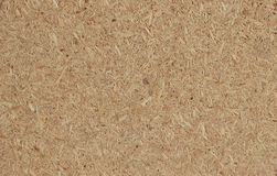 Texture of a particle board Stock Photo