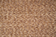 A Texture Pattern of a Carpet Royalty Free Stock Image
