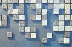 Texture Pattern of Ceramic tile Stock Images
