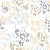 Texture pattern flowers Royalty Free Stock Images
