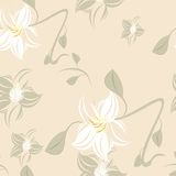 Texture pattern flowers Royalty Free Stock Photo