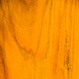 Texture and pattern of gold teak wood Stock Image
