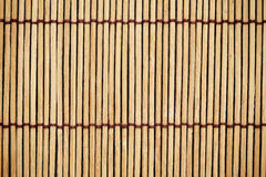 The texture and pattern of japanese mat background Royalty Free Stock Photo
