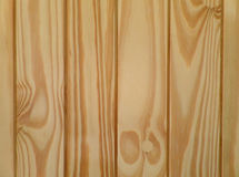Texture and Pattern of Light Brown Wooden Door Royalty Free Stock Photography