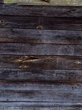 Texture and pattern of old dark wood.Old wood concept in vintage tone. Copy space royalty free stock images