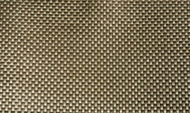 Texture. Patterns of a  silver/grey placemate Royalty Free Stock Photo