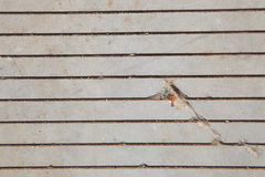 Texture pavée concrète Photographie stock libre de droits