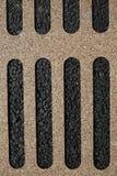 Texture pavée concrète Photographie stock