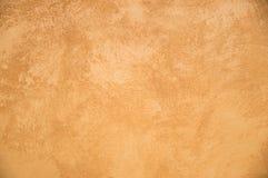 Texture peach background, light colored decorative plaster.  stock photo