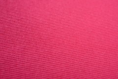 The texture of a peach cotton cloth Stock Photography