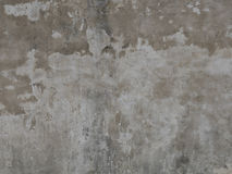 Texture of peeled plaster at old house. Old wall with crags. Stock Image