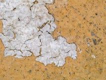 Texture of peeling paint. The texture of peeling paint Stock Photos