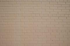 Texture peinte 1 de mur de briques Photos stock