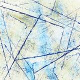 Texture peinte de papier de collage photographie stock libre de droits