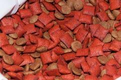 Texture, pet food dog care.  royalty free stock photo