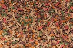 Texture, pet food dog care.  stock photography