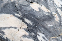 Texture photo of blue white marble stone with natural limestone pattern Royalty Free Stock Photos