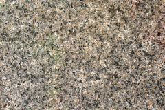Texture photo of polished granite rock in gray black and green w Royalty Free Stock Photos