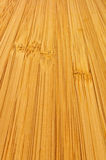 Texture of a piece of timber bamboo Royalty Free Stock Image