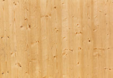 Texture of pine wood panel Stock Photo