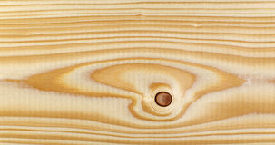Texture of pine wood plank Royalty Free Stock Photo