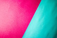 The texture of pink blue and purple colored paper beautiful modern delicate fabric fashionable glamorous. The background stock image