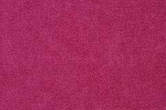Texture of pink fabric stock images