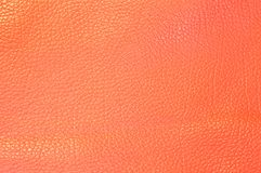 Texture of Pink leather Stock Photo