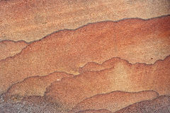 Texture of pink sandstone Stock Images