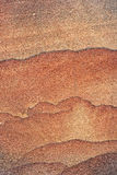 Texture of pink sandstone Stock Image
