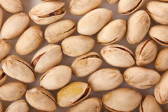Texture of pistachio Stock Images