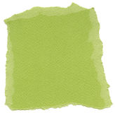 Isolated Fiber Paper Texture - Pistachio XXXXL Stock Photography