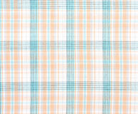 Texture of plaid fabric Royalty Free Stock Photo