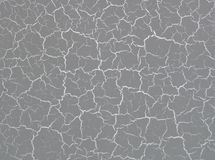 Texture of the plaster craquelure, Venetian stucco, crackle, glitter, silver. Texture of plaster Royalty Free Stock Images