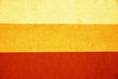 Texture plaster of red orange yellow color Stock Images