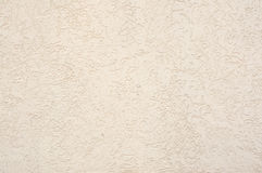 Texture plastered wall. Stock Photo