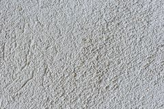 Texture of the plastered wall Stock Photos