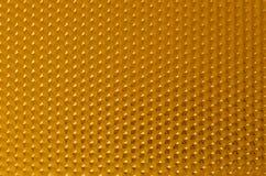 The texture of the plastic orange. Stock Photos