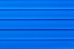 Texture of plastic panels. Blue siding, house wall, plastic texture royalty free stock images