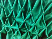 Texture pleated fabric Stock Photography