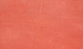 Texture of plywood covered with pink paint chips Royalty Free Stock Photography