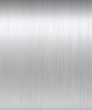 Texture polie brillante en métal Images libres de droits