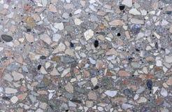 Texture polie de granit multicolore avec la pierre de marbre photos libres de droits