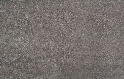 Texture polished gray old granite Stock Photography